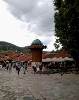 Baščaršija, Sarajevo, 2011 © trashbus/Renata Britvec, 2011