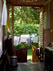 on the porch II © trashbus/Renata Britvec, 2013