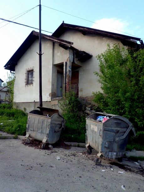 garbage, Lipnica, 2014 © trashbus/Renata Britvec, 2014