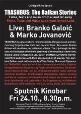 trashbus - The Balkan Stories II