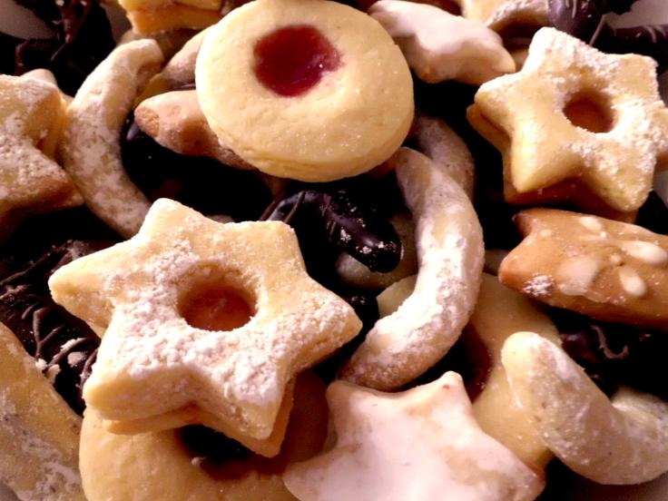 Mom's Christmas Cookies © trashbus/Renata Britvec