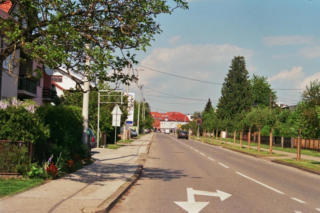 Croatia. Velika Gorica. Street. © trashbus, 2016