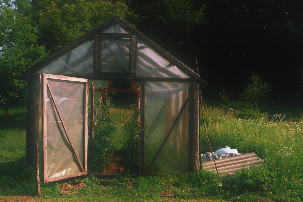 Bosnia. Lipnica. Greenhouse. © trashbus, 2016