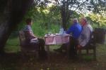 Bosnia. Ljepunice. Family. Talk. © trashbus, 2016