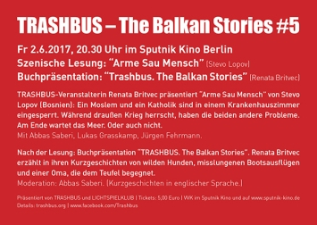 Trashbus - The Balkan Stories #5