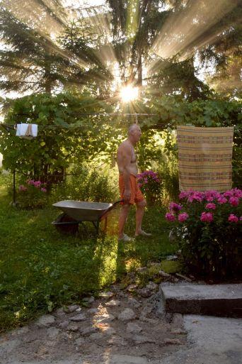 Fire V. Summer. Short Hellos & Long Goodbyes. LipnicaTuzla, BiH. 2017 © Trashbus ǀ Renata Britvec