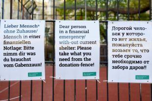 Dear Human II. Left Behind. Berlin, 2020. © Trashbus ǀ Renata Britvec