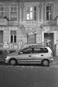Evacuate. Ghost Night. Berlin, 2020. © Trashbus ǀ Renata Britvec