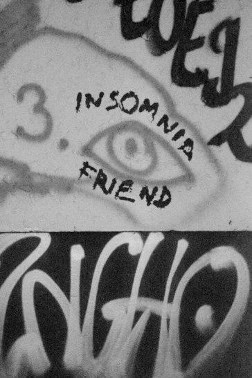 Insomnia Friend. Ghost Night. Berlin, 2020. © Trashbus ǀ Renata Britvec